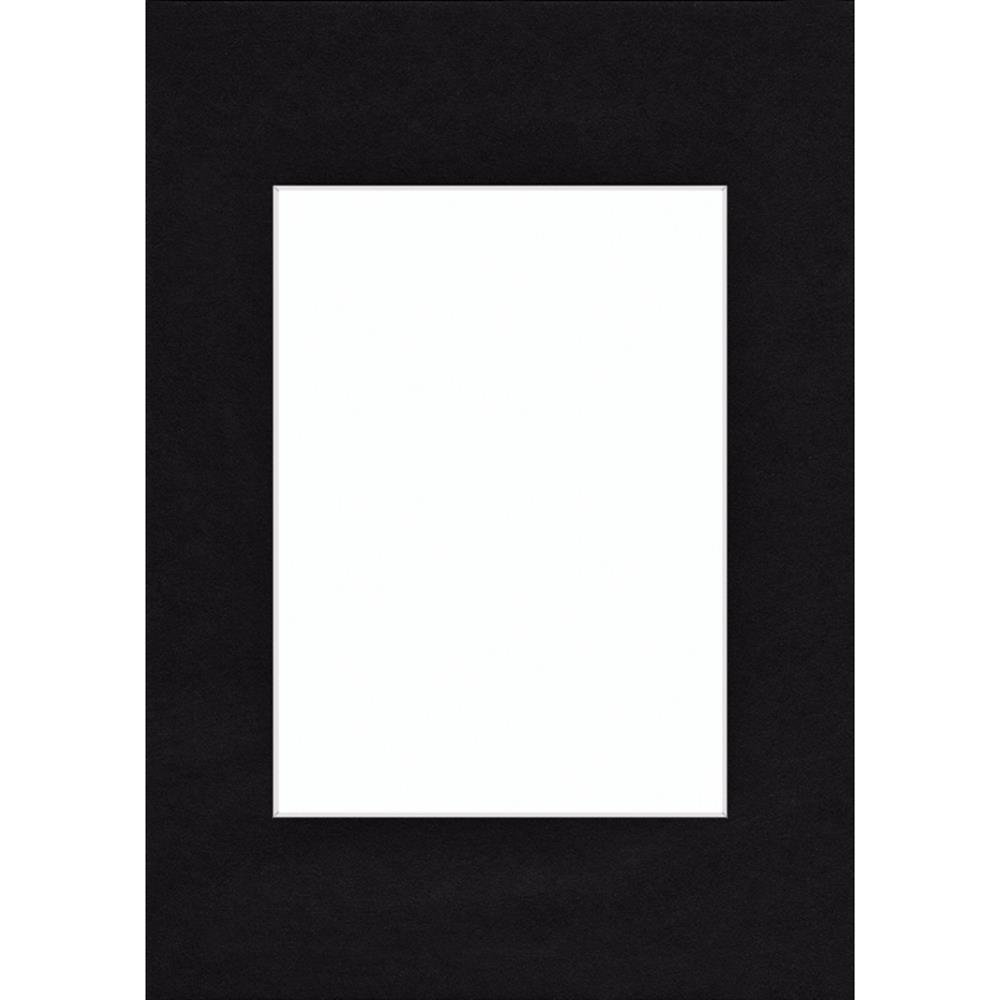 Hama Passepartout, Smooth Black, 60 x 80 cm Nero 63422