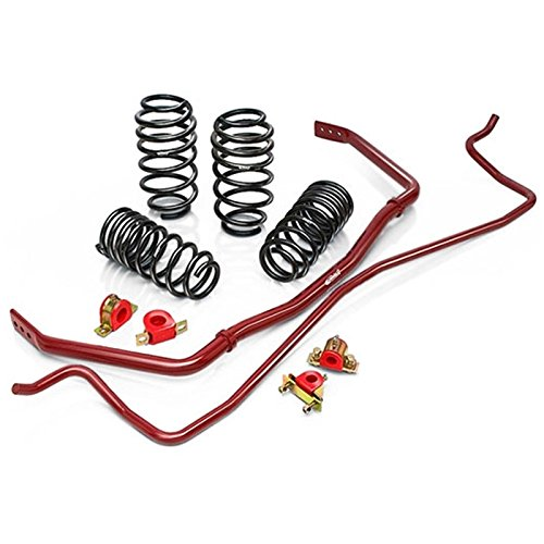 Eibach 85109.880 Pro-Plus Suspension Kit (Eibach Volkswagen Gti Springs)