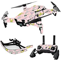 MightySkins Skin for DJI Mavic Air Drone - Bunny Bunches | Max Combo Protective, Durable, and Unique Vinyl Decal wrap cover | Easy To Apply, Remove, and Change Styles | Made in the USA