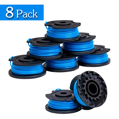 - FutureWay String Trimmer Replacement Spool Line 0.065