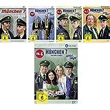 München 7 - Zwei Polizisten und ihre Stadt Staffel 1-6 im Set - Deutsche Originalware [17 DVDs]