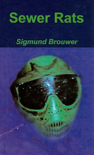 book cover of Sewer Rats