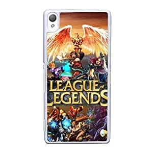 Sony Xperia Z3 Cell Phone Case White League Of Legends YT3RN2549083