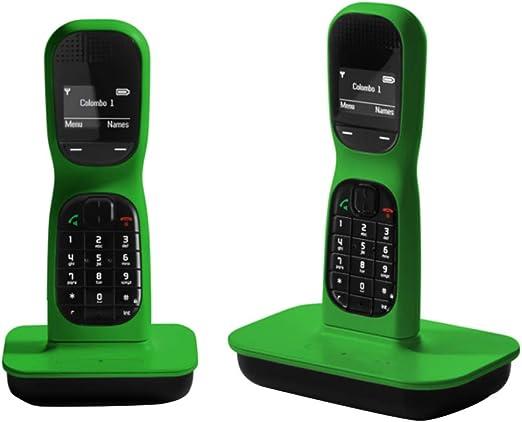 Health UK - Teléfono Digital inalámbrico (sin Cuerda, Manos Libres, conexión de Red Fija): Amazon.es: Hogar