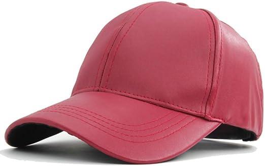 Gorra de béisbol Moda Gorras de béisbol Hombres Banda Mujeres ...