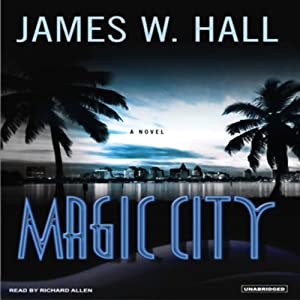 Magic City Audiobook