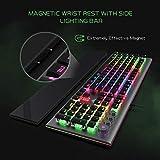 AULA L2098 RGB Mechanical Gaming Keyboard, 104