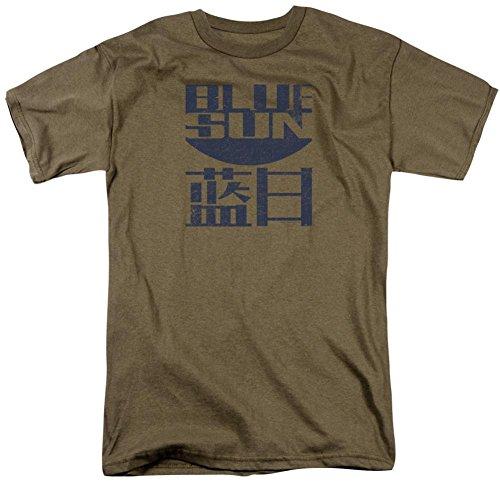 Firefly- Blue Sun Logo T-Shirt Size