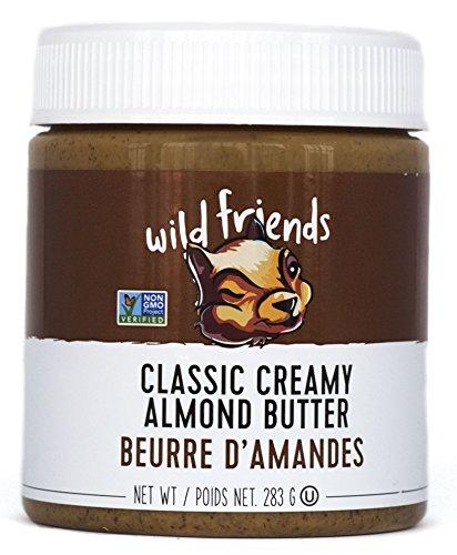 lmond Butter, Classic Creamy, 10 oz Jar (Classic Almond Butter)