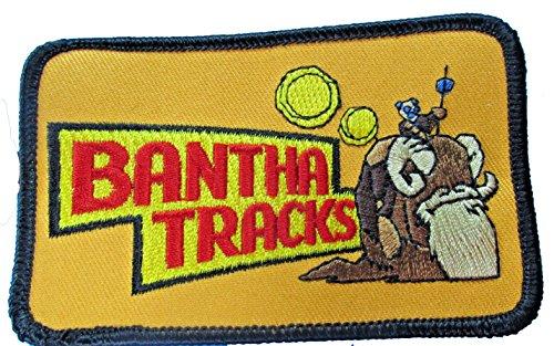 Bantha Tracks patch Star Wars fan club, 2003 ()