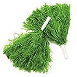 Fun Express Green Pom-Poms (24 Pack)