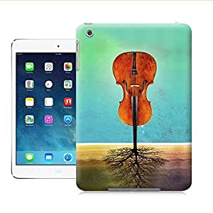 Unique Phone Case Guitar art pattern Rooted sound Hard Cover for ipad mini cases-buythecase