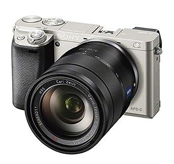 Sony α6000 + 16-70mm MILC 24,3 MP CMOS 6000 x 4000 Pixeles Plata ...