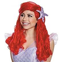 Disguise Ariel Ultra Prestige Adult Wig One Size