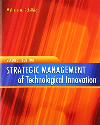 Strategic Management Of Technological Innovation Pdf