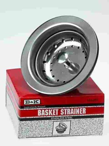 Mueller Basket Strainer - 2