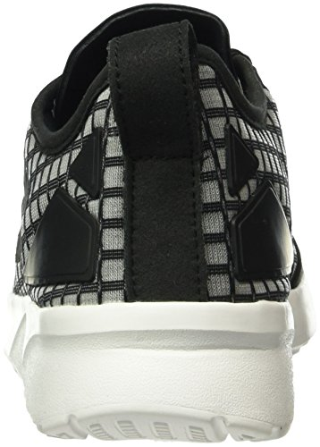 core Eu Adidas core Adv White Noir Black Femme Verve Baskets 40 Flux Basses Zx qSTqF8avg