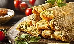Gourmet Beef Tamales - One Dozen