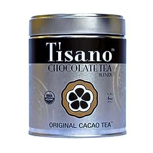 Tisano Organic Chocolate Tea