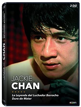 Pack Jackie Chan Duro De Matar La Leyenda Del Luchador Borracho Import Movie European Format Zone 2 Dvd Cine Y Tv