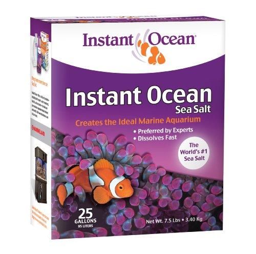 Instant Ocean Sea Salt (25 gal)