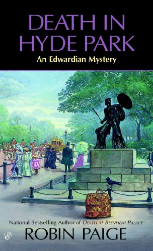 Death In Hyde Park (An Edwardian Mystery)