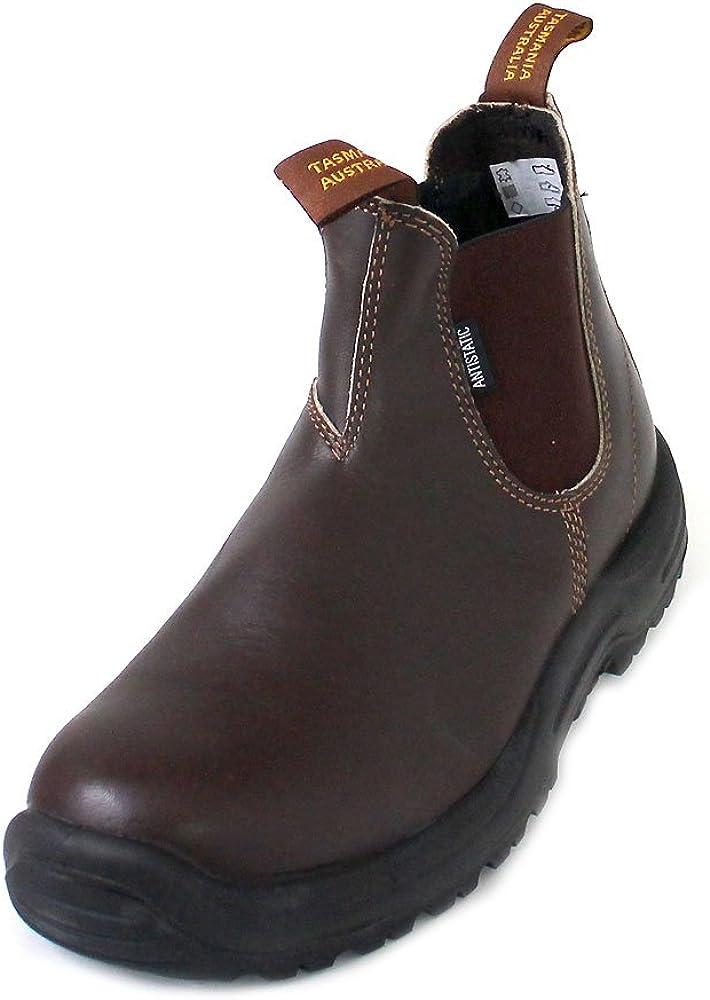 Zapatos de Seguridad Unisex Adulto Blundstone Steel Toe Cap