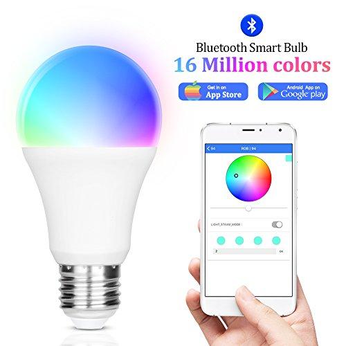 Coloured Led Light Globes in US - 6