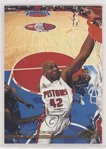 Jerry Stackhouse (Basketball Card) 2002-03 Topps Stadium Club - [Base] #96 ()
