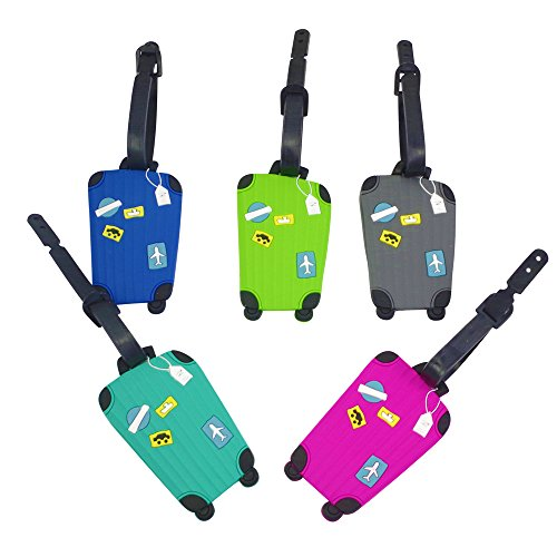 Initial It Luggage Tags - 7