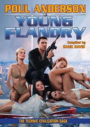 book cover of Young Flandry