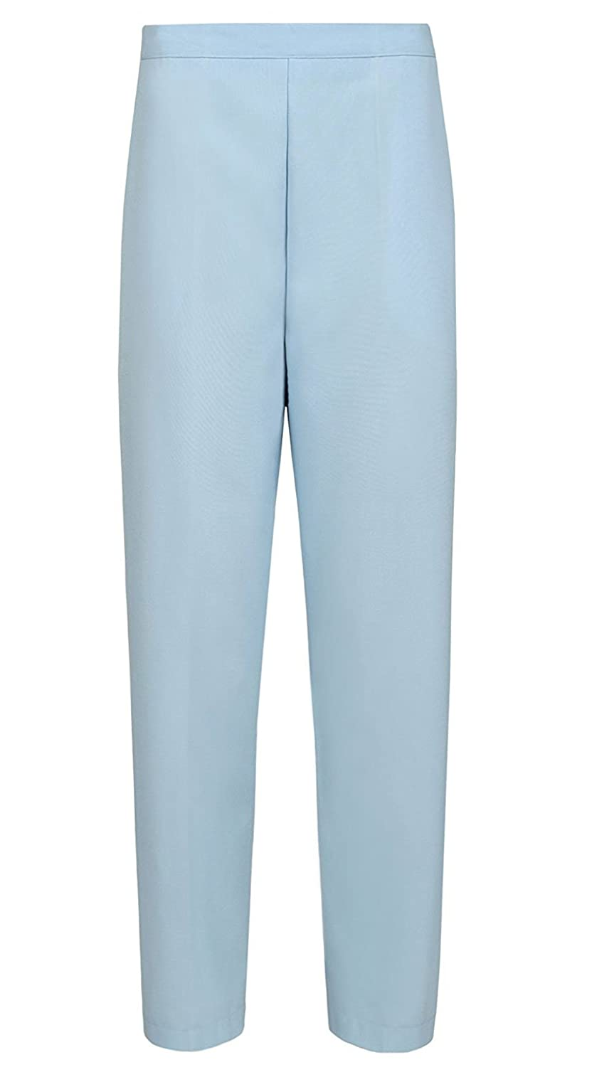 FashionCity Womens Elasticated Waistband Office Trouser TRS003