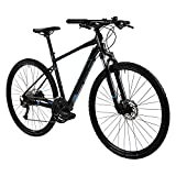 Marin San Rafael DS3 LE Sport Hybrid Bike - 2017 Performance Exclusive 15 BLACK
