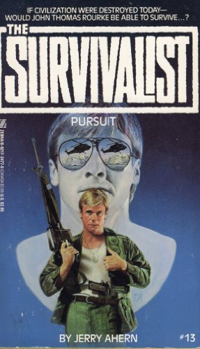 book cover of Pursuit