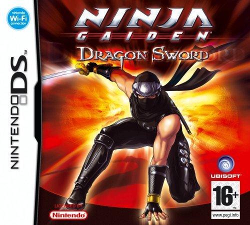 Ninja Gaiden Dragon Sword (Nintendo DS) [Nintendo DS] - Game ...