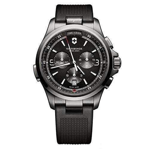 Victorinox-Swiss-Army-Night-Vision-Chronograph-241731-BlackBlack-Rubber-Analog-Quartz-Mens-Watch