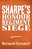 Front cover for the book Sharpe's Honour by Bernard Cornwell
