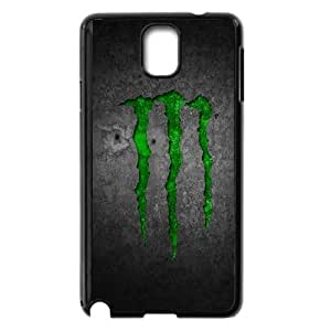 Custom Case Monster Energy For Samsung Galaxy Note 3 N7200 Q3V052520
