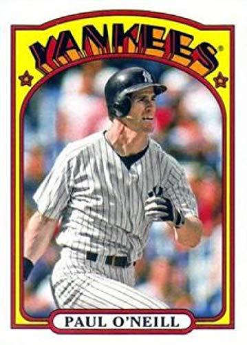 2013 Topps 1972 Topps Minis #TM62 Paul O'Neill Yankees MLB Baseball Card NM-MT