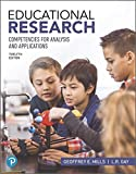 MyLab Education with Pearson eText -- Access Card -- for Educational Research: Competencies for Analysis and Applications (12th Edition)