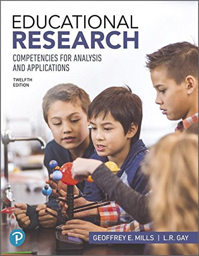 Educational Research: Competencies for Analysis and Applications plus MyLab Education with Pearson eText -- Access Card Package (12th Edition) (What's New in Ed Psych / Tests & Measurements)
