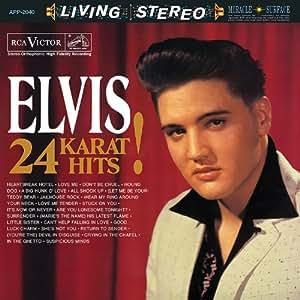 Elvis Presley - 24 Karat Hits - Amazon.com Music