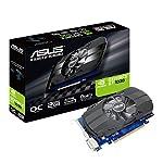 ASUS-PH-GT1030-O2G-PCI-Express-Graphics-Card-NVIDIA-Geforce-GDDR5-64-Bit-Memory-Black