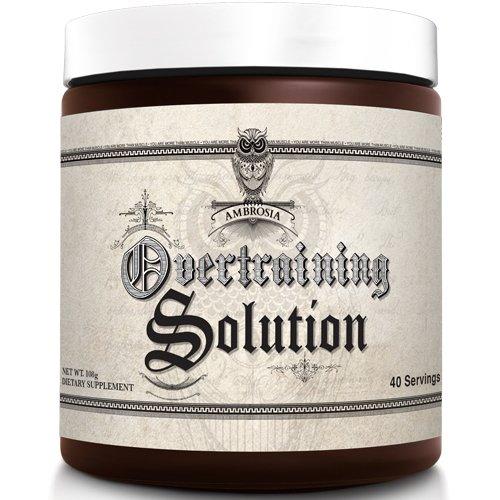 Ambrosia Overtraining Solution | 40 -