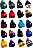 NBA Authentic Licensed Basketball Cuff Pom Pom Beanie Knit Hat Cap