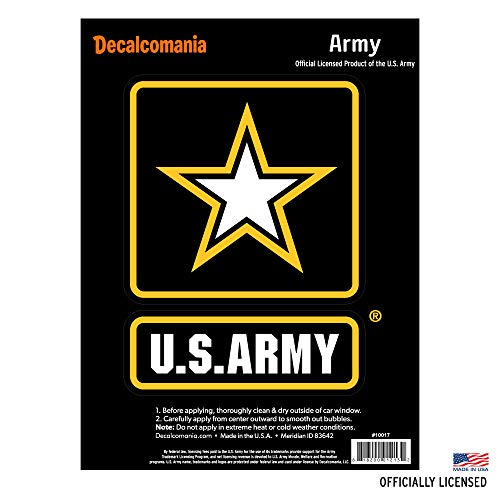 (Officially Licensed U.S. ARMY - Large 6