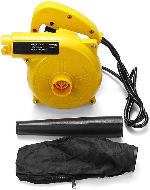 GBB&MYF Aspirador, 220V 1050W Soplador eléctrico, Colector de ...