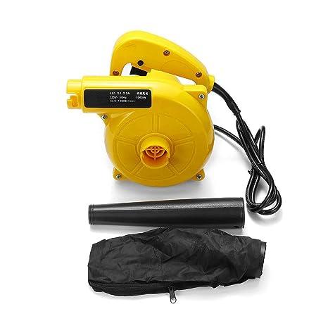 GBB&MYF Aspirador, 220V 1050W Soplador eléctrico, Colector ...