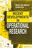 Recent Developments in Operational Research, , 0849324289