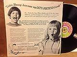 Let's Pretend ~ Rapunzel / East of The Sun, West Of The Moon ~ vinyl LP